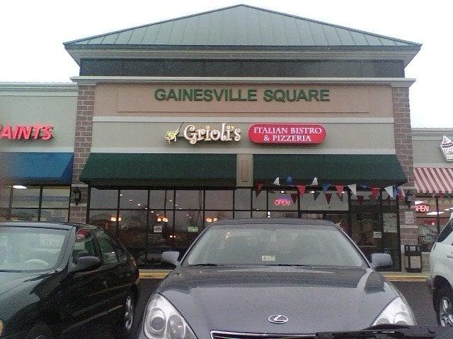 Gainesville Va Italian Restaurant