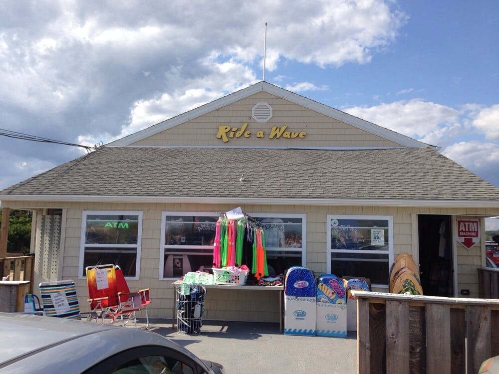 Ride A Wave Surf Shop #2: 298 Atlantic Ave, Westerly, RI