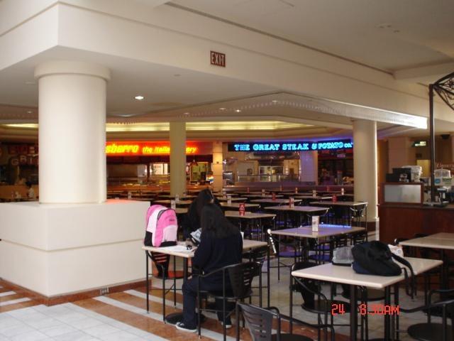 Food Court Stonestown