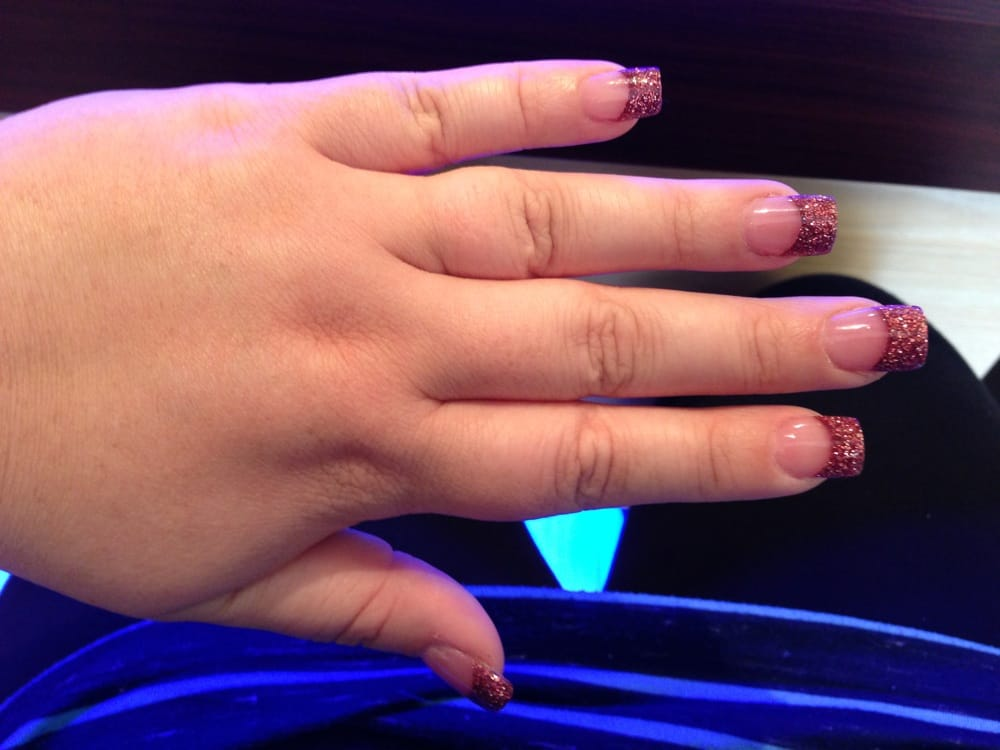 Ignore my chubby fingers I love my nails Don is amazing - Yelp