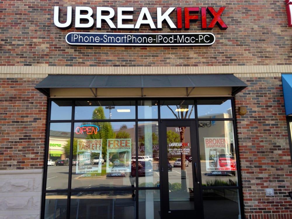 uBreakiFix: 11525 Cantrell Rd, Little Rock, AR