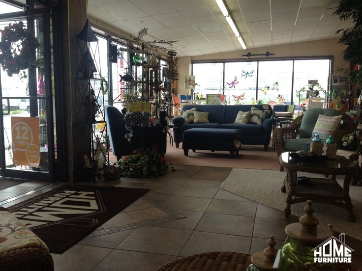 The Flooring Showroom of Home Furniture: 20 E Center St, Lawrenceburg, IN