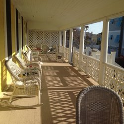 Photo Of The Georgianne Inn Tybee Island Ga United States Wraparound Porch