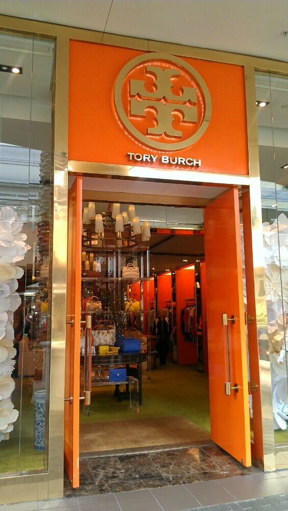 Tory burch fashion valley