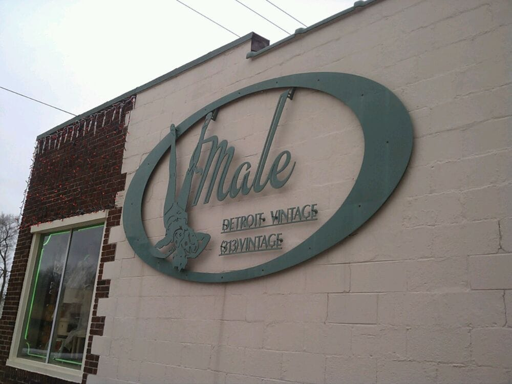 V- Male Detroit Vintage: 23902 Van Born Rd, Dearborn Heights, MI