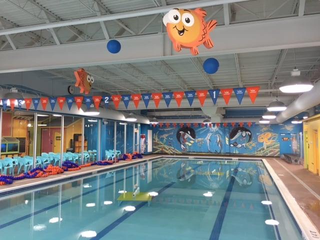 Photos For Goldfish Swim School Evanston Yelp