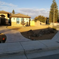 Photo Of Anderson Landscaping Fresno Ca United States Before And Afters