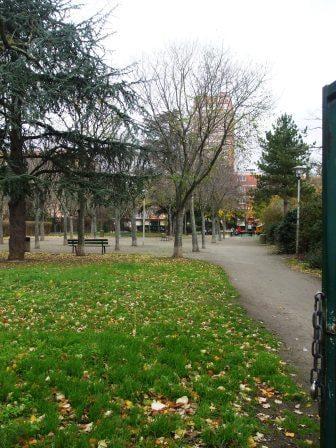 Jardin public parcs 13 rue des anges minimes for O jardin gourmand toulouse
