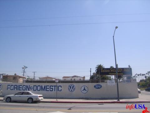 Direct Collision: 2412 W. Vernon Ave, Los Angeles, CA