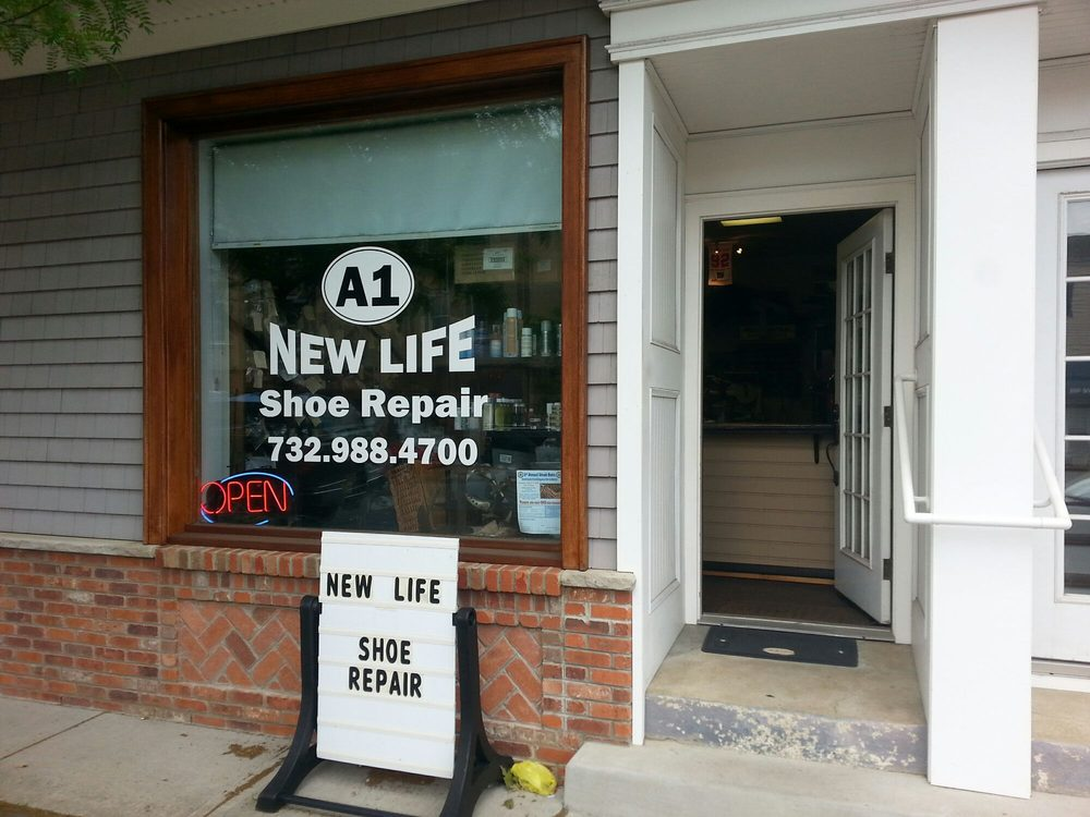 A1 New Life Shoe Repair: 518 Lincoln Ave, Avon by the Sea, NJ