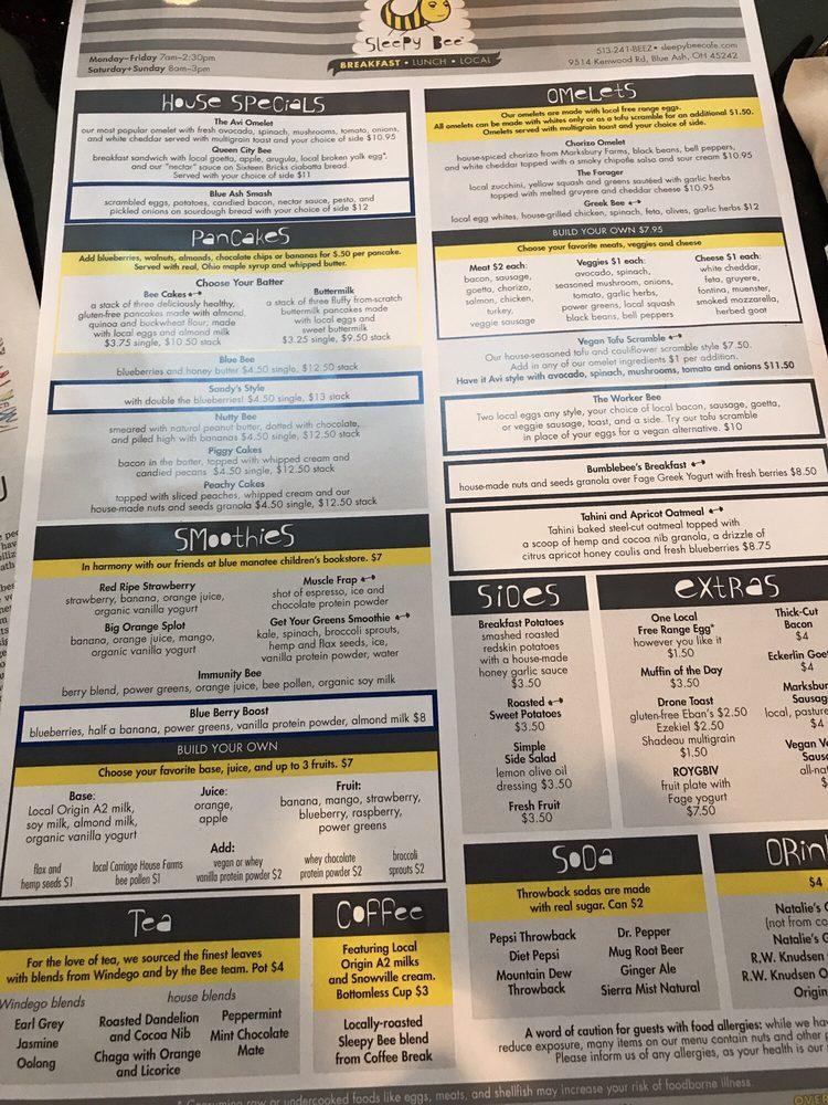 Sleepy Bee Cafe - Blue Ash - 279 Photos & 346 Reviews