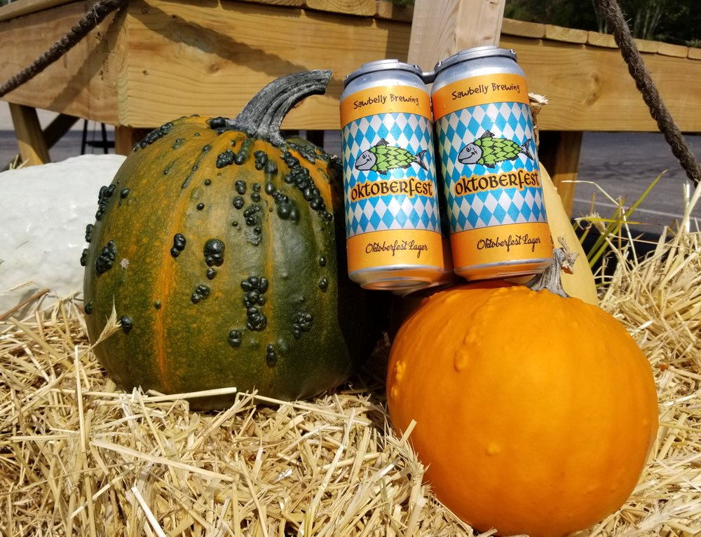Sawbelly Brewing: 156 Epping Rd, Exeter, NH