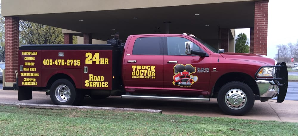 Truck Repair Doctor: 2200 SW 13th St, Oklahoma City, OK
