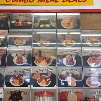 Uncle Lous Fried Chicken Order Food Online 480 Photos 421