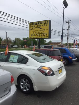 Turnersville Pre-Owned Auto Sales & Service 2800 Route 42