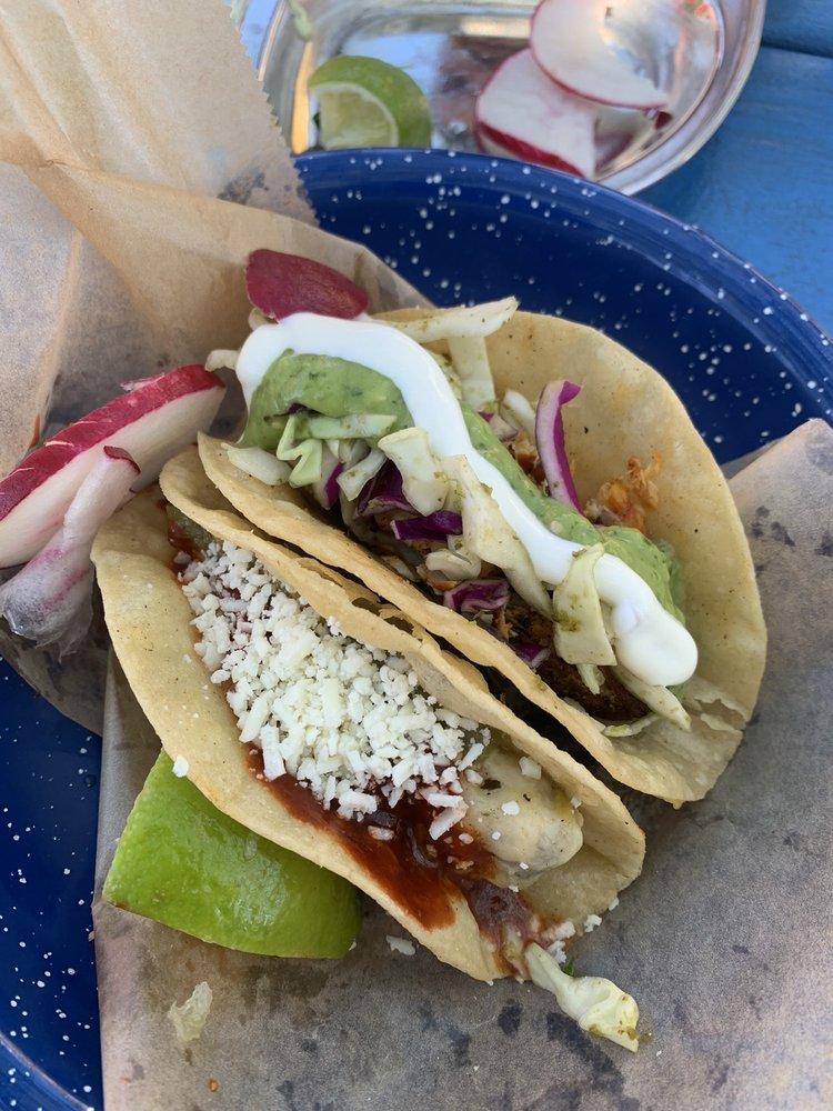 Food from El Sancho