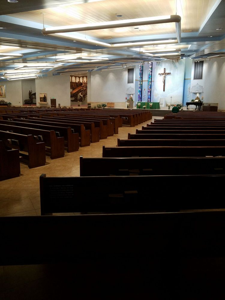 Shrine Of The Most Holy Redeemer: 55 East Reno Ave, Las Vegas, NV