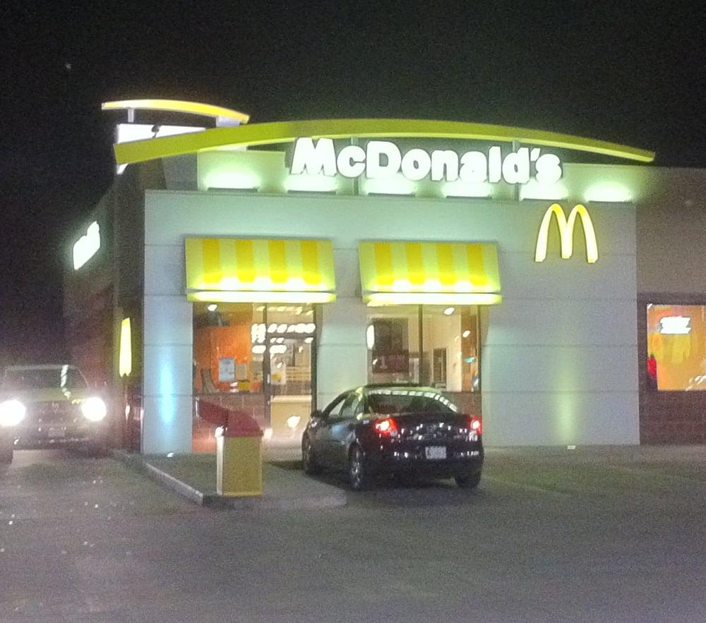 McDonald's: 7738 Hwy 277, Elgin, OK