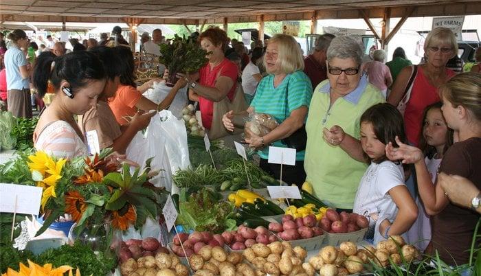 Webb City Farmers' Market: 555 S Main St, Webb City, MO