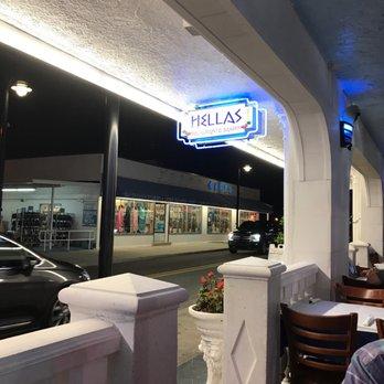 Photo Of Hellas Restaurant Tarpon Springs Fl United States