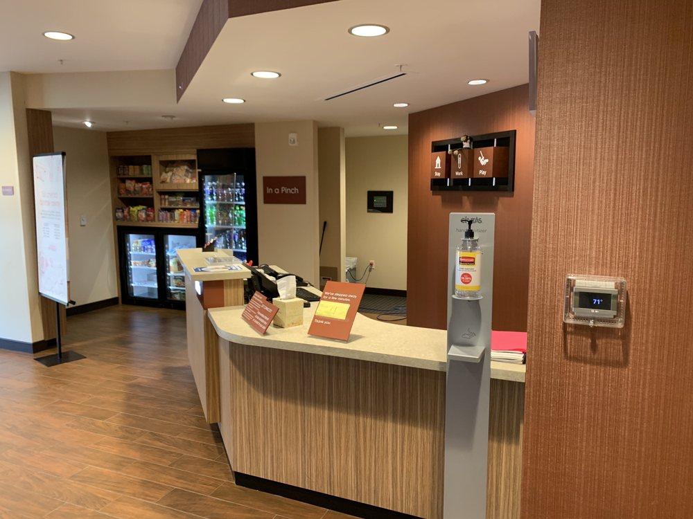 Townplace Suites By Marriott: 4001 General Hays Rd, Hays, KS
