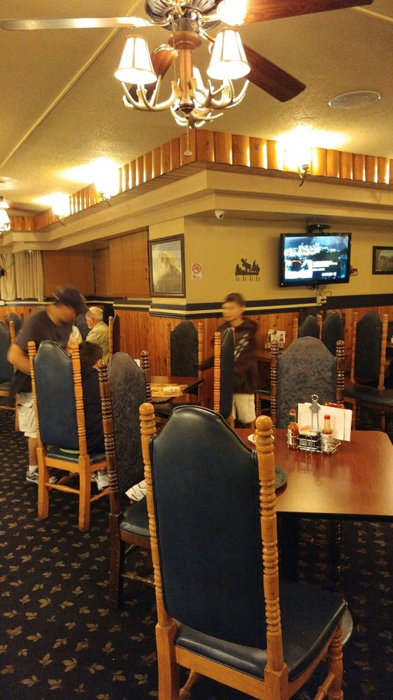 Al Cafe Fresno Menu