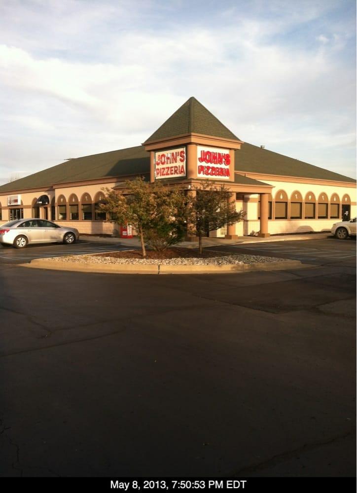 John's Pizzeria: 9010 Davison Rd, Davison, MI