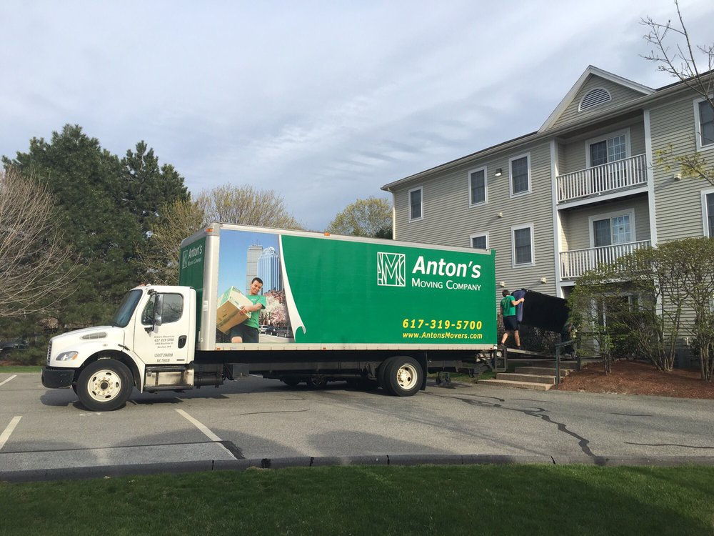 Anton's Moving & Storage
