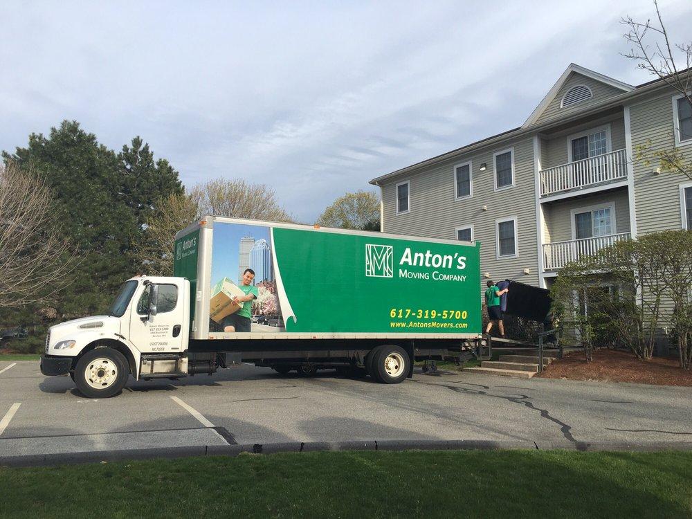 Anton's Moving & Storage