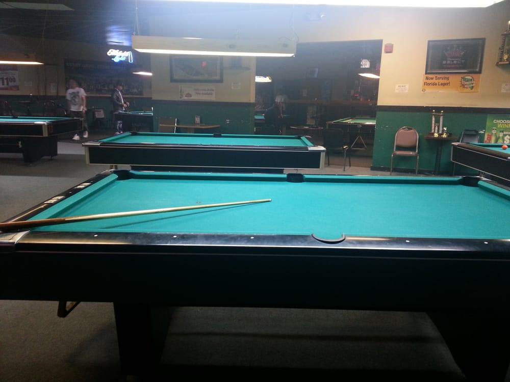 Poolies Pool Halls 1851 Palm Bay Rd Ne Palm Bay Fl