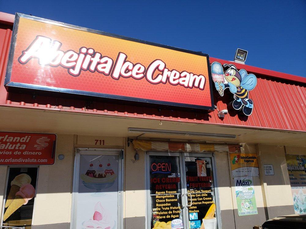 La Abejita Ice Cream: 711 18th St, Plano, TX