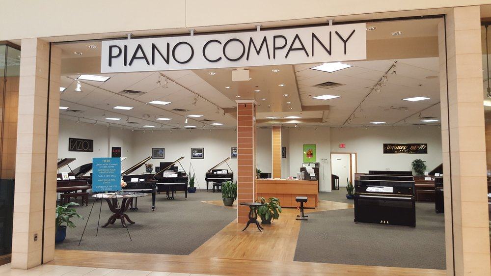The Piano Company: 21100 Dulles Town Cir, Sterling, VA