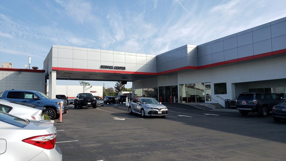 Manhattan Beach Toyota: 1500 N Sepulveda Blvd, Manhattan Beach, CA