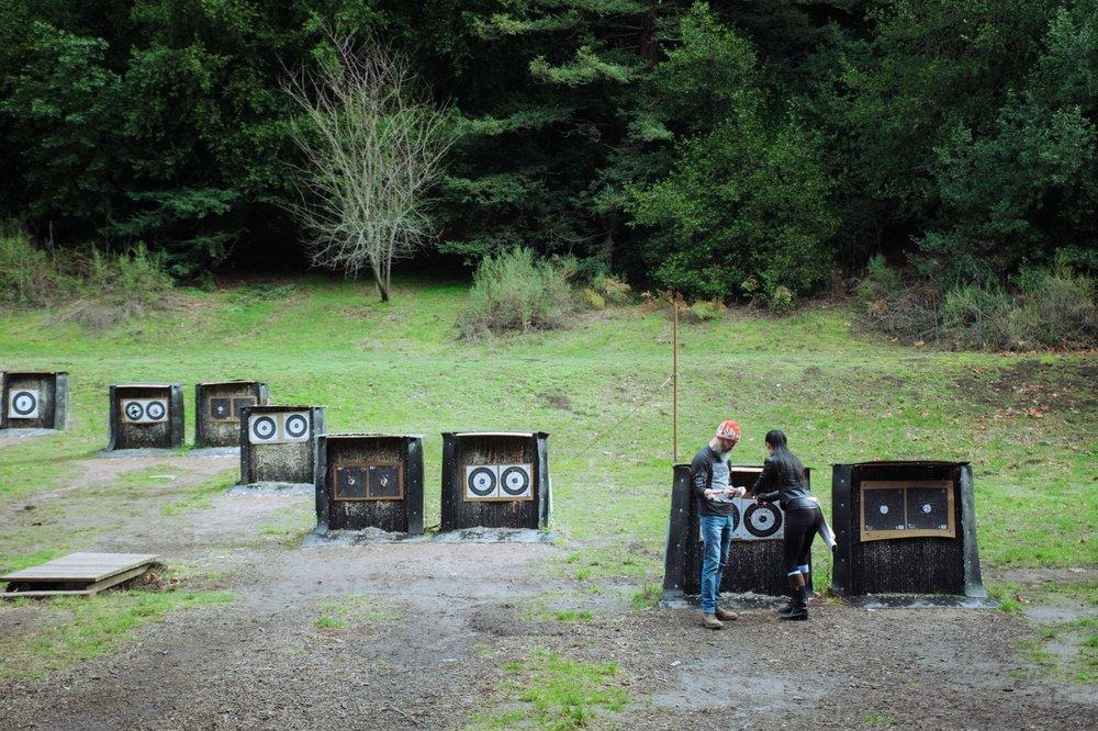 Redwood Bowmen Club: 10900 Skyline Blvd, Oakland, CA