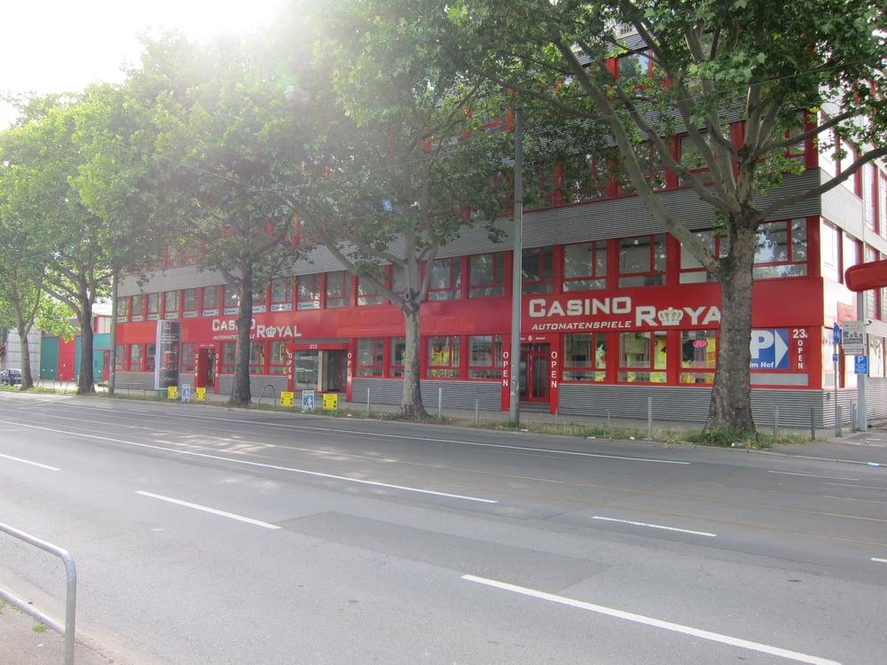 casino royal frankfurt oder