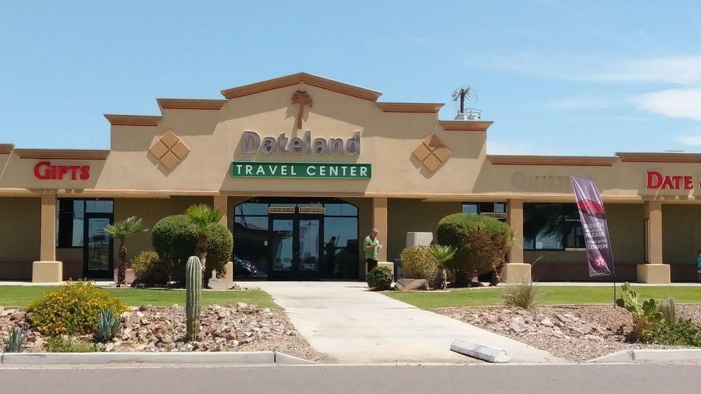 Dateland Travel Center: 1737 S Ave 64 E, Dateland, AZ