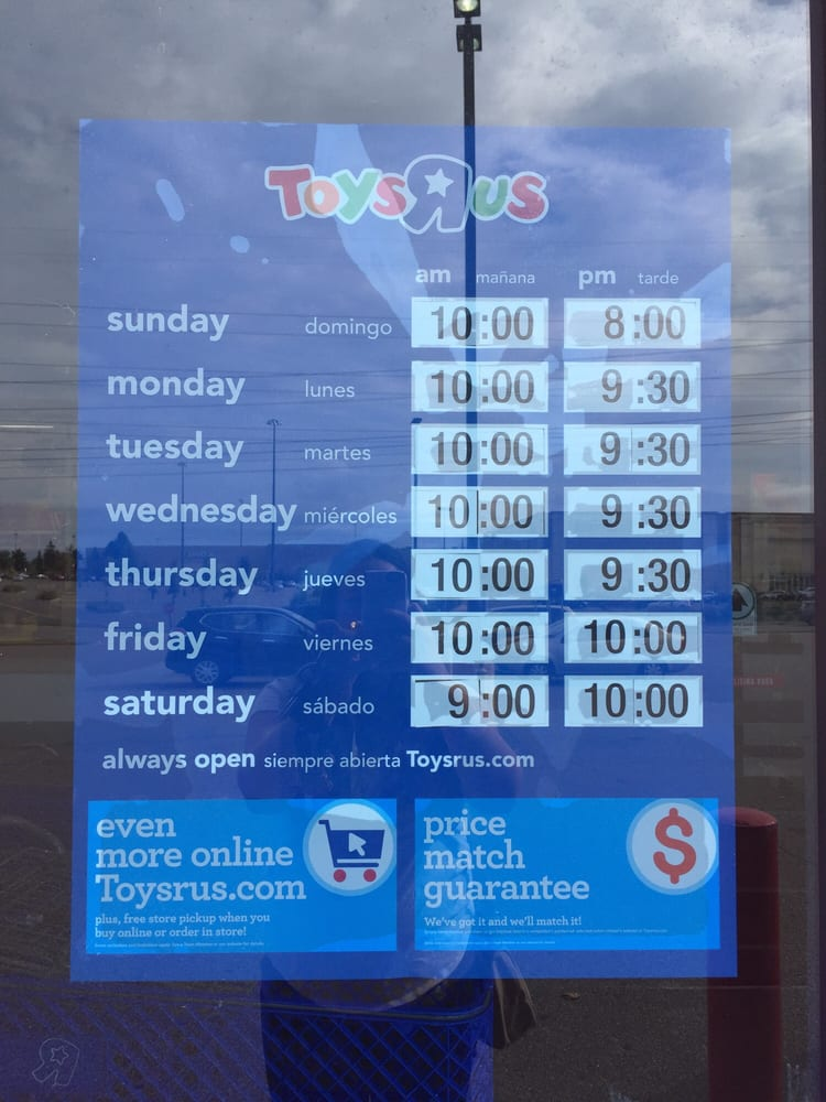 Toys r us 10 photos toy stores 1852 e county rd - Toys r us lattes telephone ...