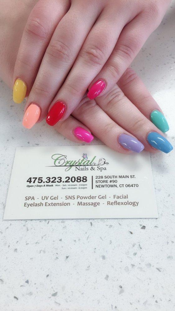 Crystal Nails and Spa - 126 Photos - Nail Salons - 228 S Main St ...