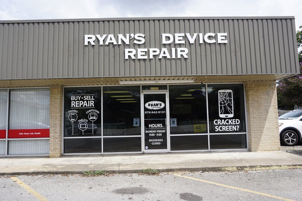 Ryan's Device Repair: 1139 Fannin St, Columbus, TX