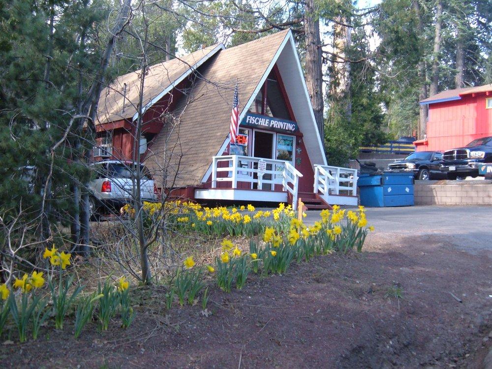 Fischle Instant Printing: 26155 Hwy 189, Twin Peaks, CA