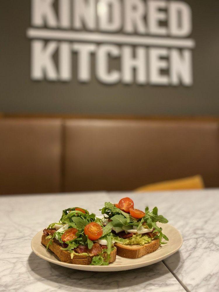 Kindred Kitchen: 3315 Broadway Ave, Everett, WA