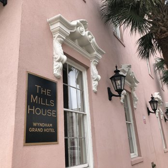 The Mills House Wyndham Grand Hotel - 115 Meeting Street, French
