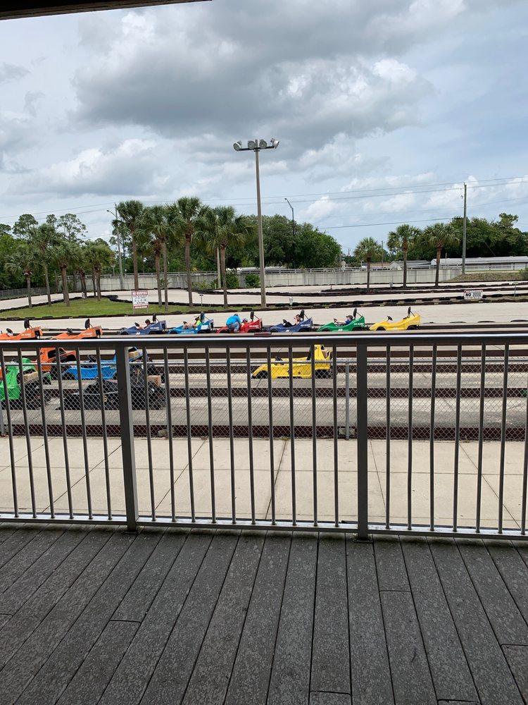 Go Kart City Batting Cages