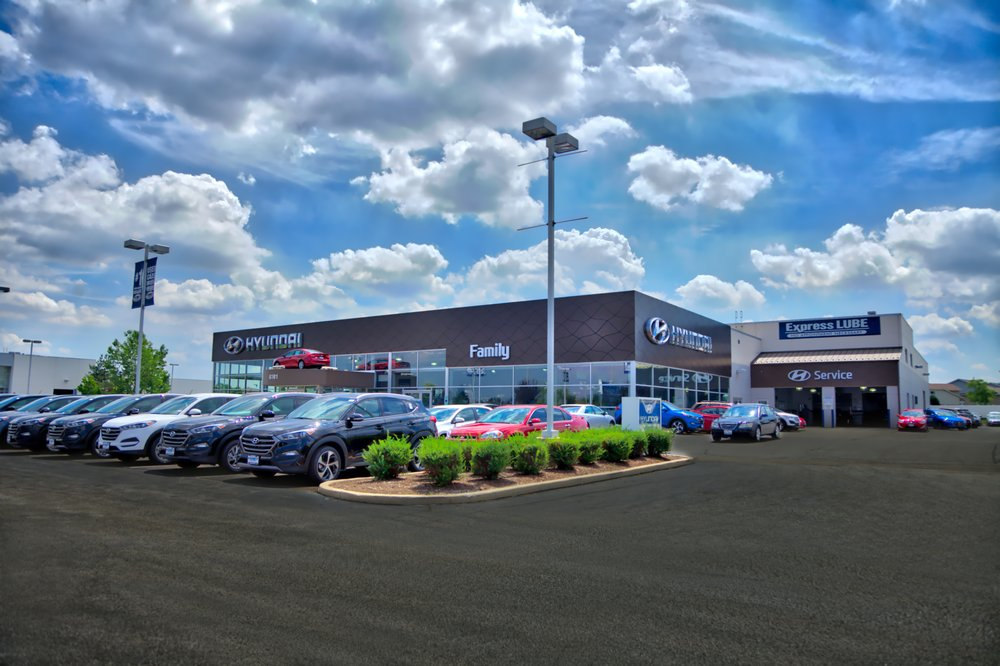 Family Hyundai Tinley Park >> Family Hyundai 24 Photos 94 Reviews Car Dealers 8101
