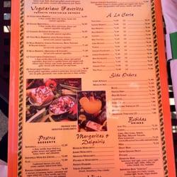 Cancun Mexican Restaurant Knoxville Tn Menu