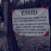 Exiled -Trail of Terrors - (New) 13 Photos - Haunted Houses