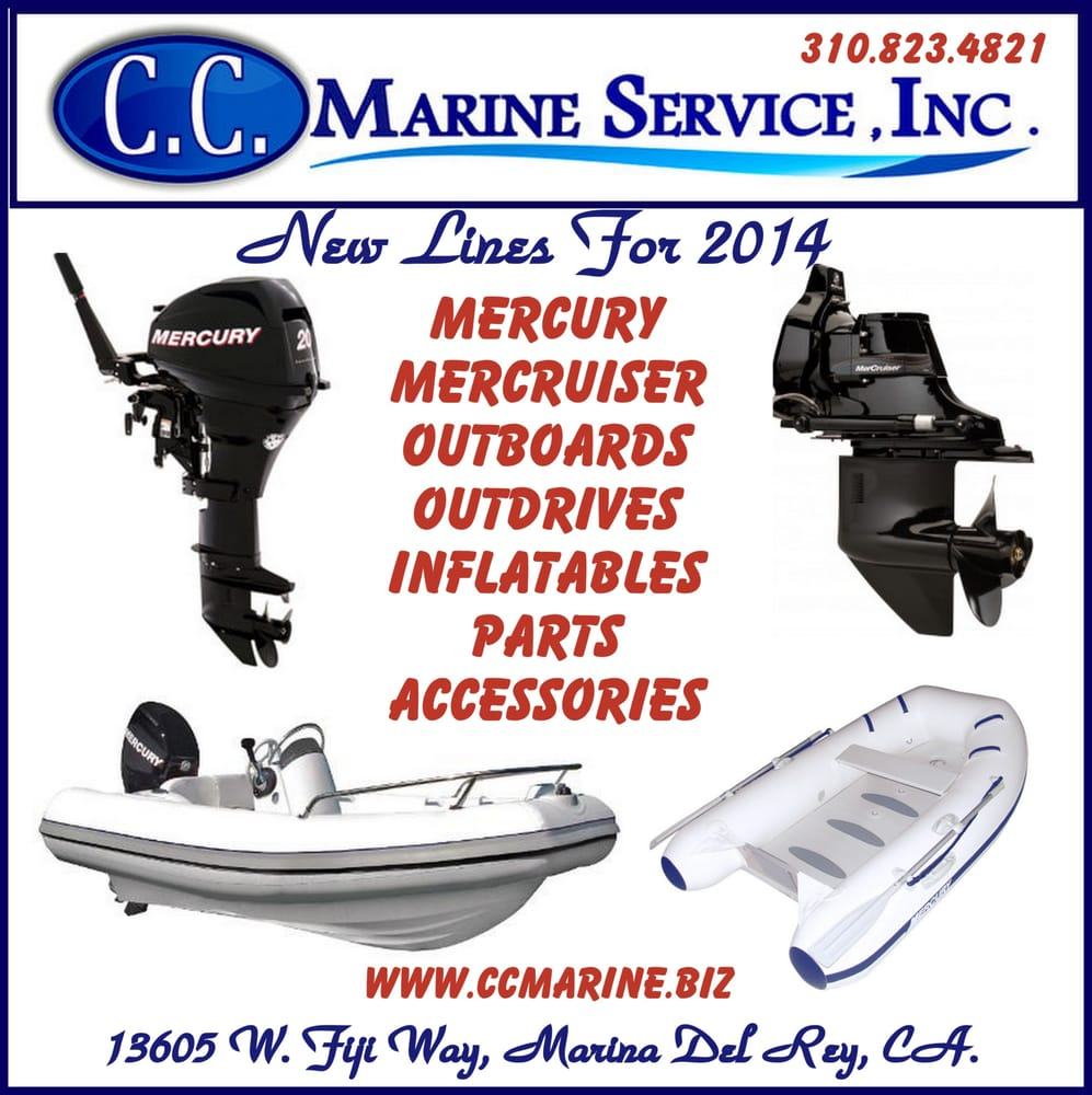 Inflatables and outboards in stock yelp for Outboard motor repair near me
