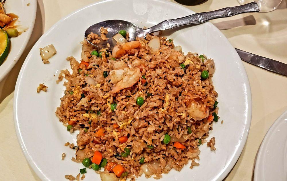 Food from Joey Chiu's Greenspring Inn