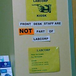 LabCorp - 28 Reviews - Laboratory Testing - 8191 Strawberry