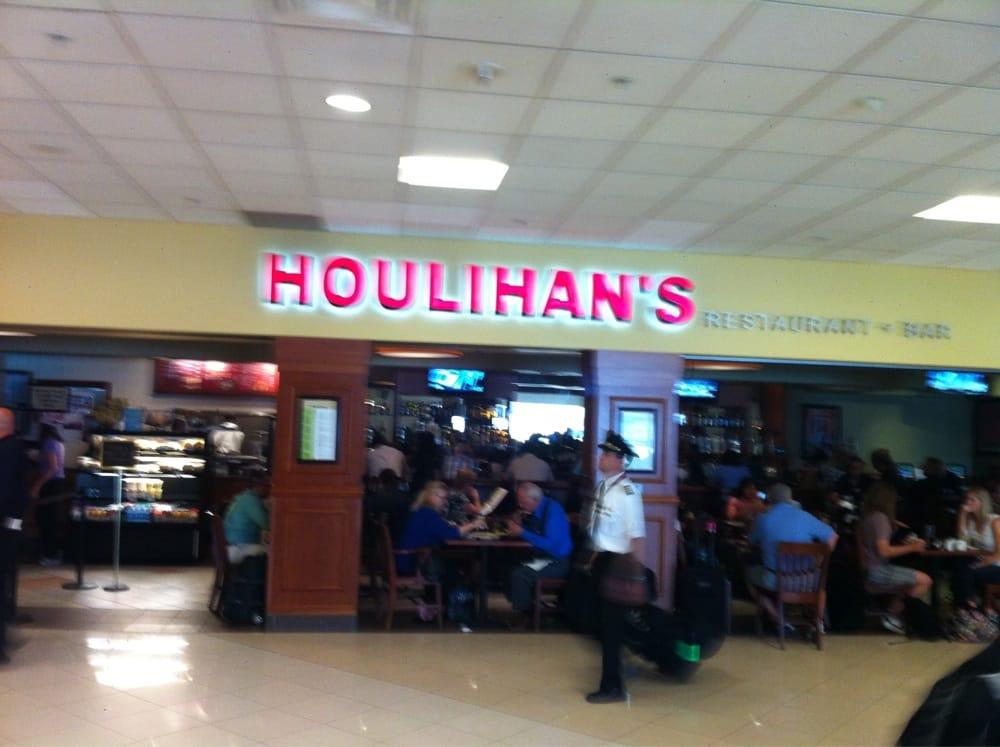 Ok Google Houlihan S Restaurant